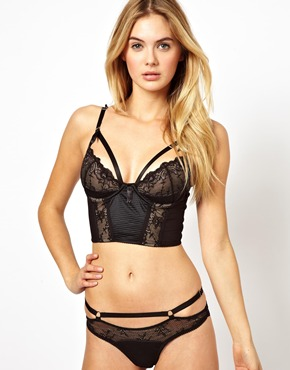 asos von follie burlesque
