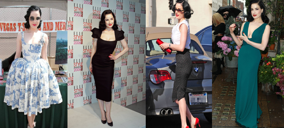 dita collage