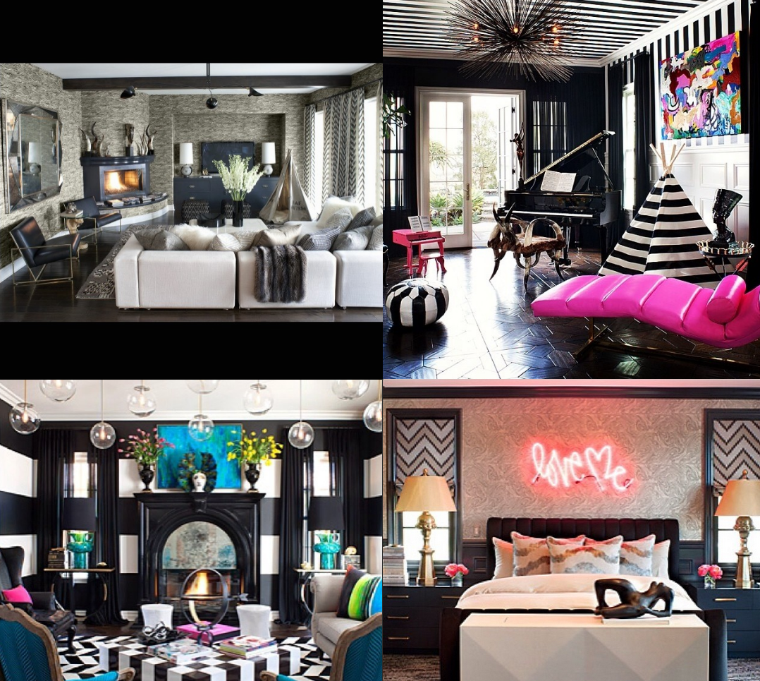 kardashian collage house