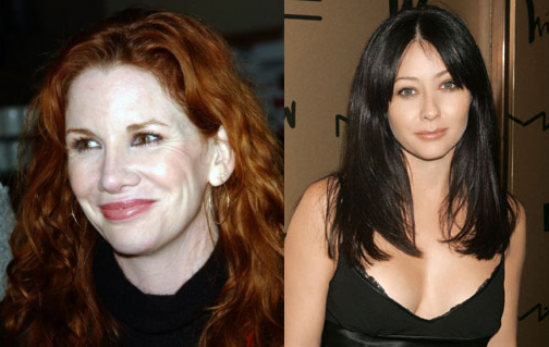 Melissa Gilbert Reveals She Would Punch Shannen Doherty