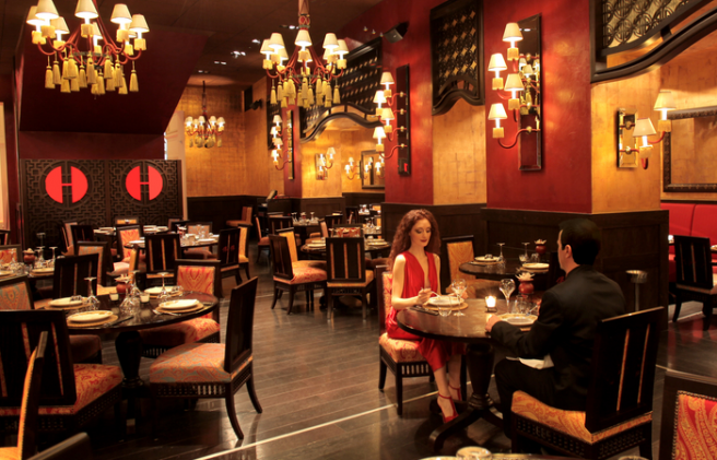 Quaint Restaurants In La