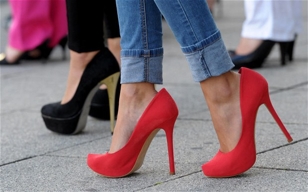 High heels | SHEmazing!