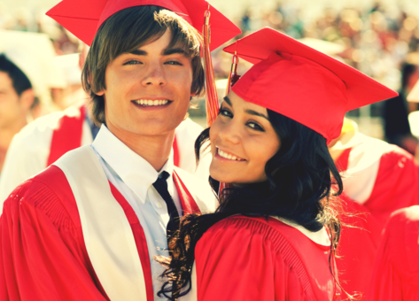 How long did zac efron and vanessa hudgens date in Brisbane