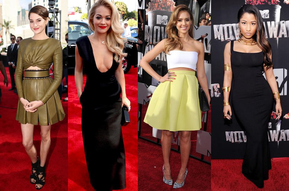MTV awards style