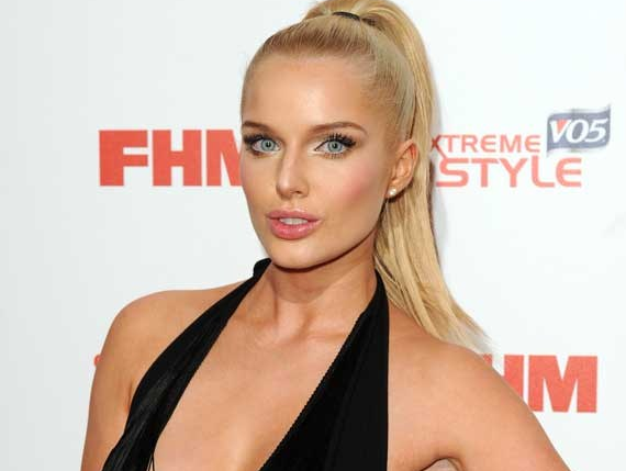 Helen Flanagan Slams Those Plastic Surgery Rumours
