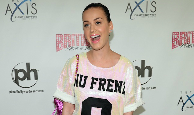 Katy Perry releases nostalgic cover art for new single ...