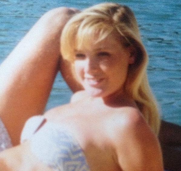 Young dita von teese full naked striptease 7