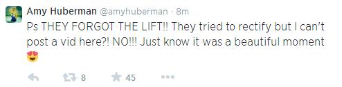amy huberman tweet 2