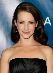 KRISTIN DAVIS at Sean Penn and Friends Help Haiti Home Gala