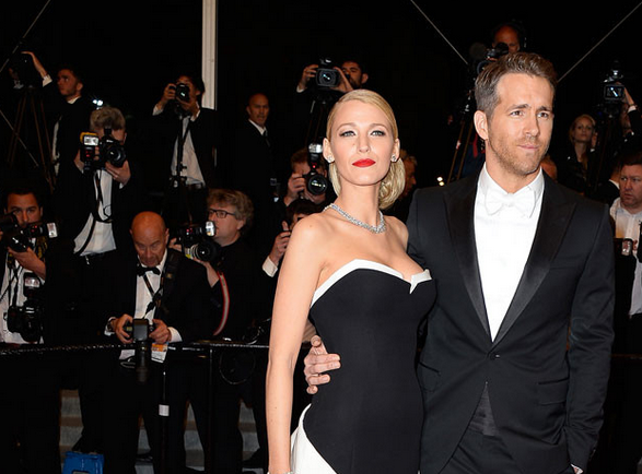 Blake Lively Wedding Dress.Blake Lively Finally Gives Us A Glimpse Of Her Wedding Dress