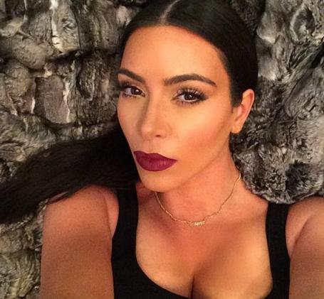e2539b0c89 Kim Kardashian makes a shocking selfie confession