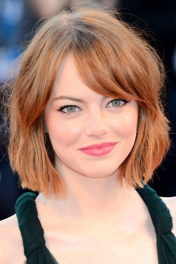 Emma Stone S New Haircut Is Making Us Very Jealous