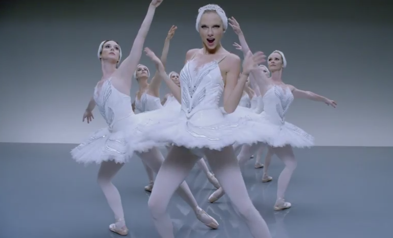Taylor swift shake it off ballet beritaseo