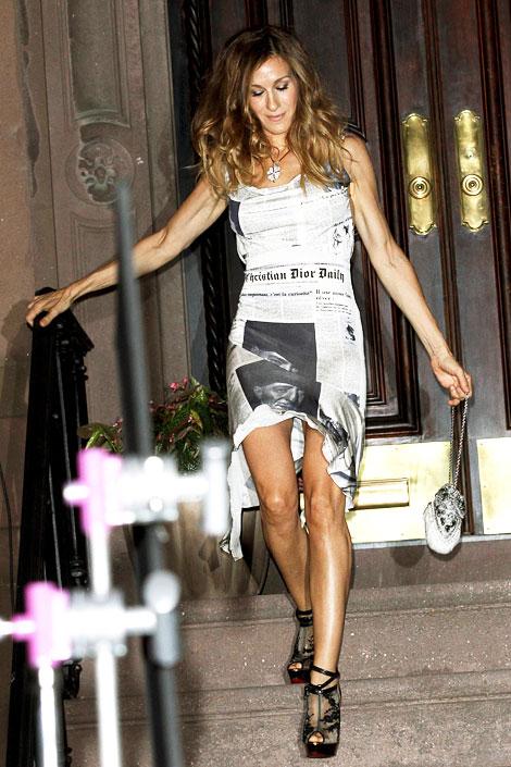 Carrie Bradshaw | SHEmazing!
