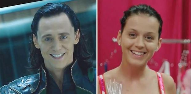 Celebrity look alike katy perry