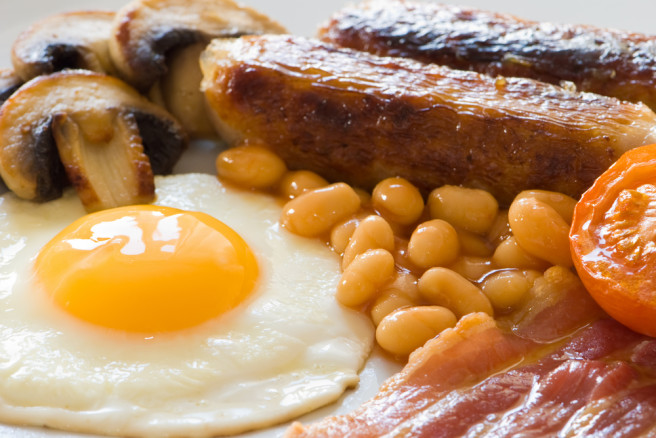 Irish people are shunning the traditional fry-up! | Shemazing!