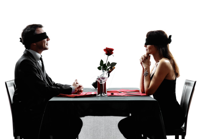 love news things guys think blind date