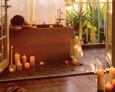 Five ways to turn your bathroom into a spa retreat for Turn your shower into a spa