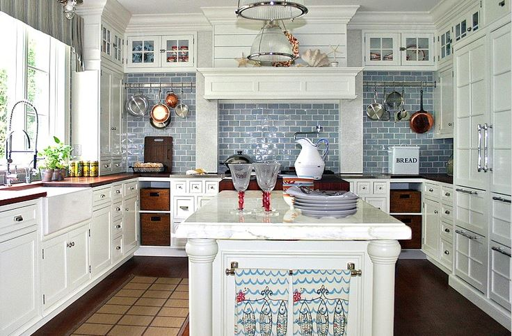 Thinking of redecorating the kitchen? Check out these themes