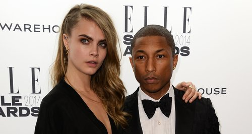 Pharrell dating Cara
