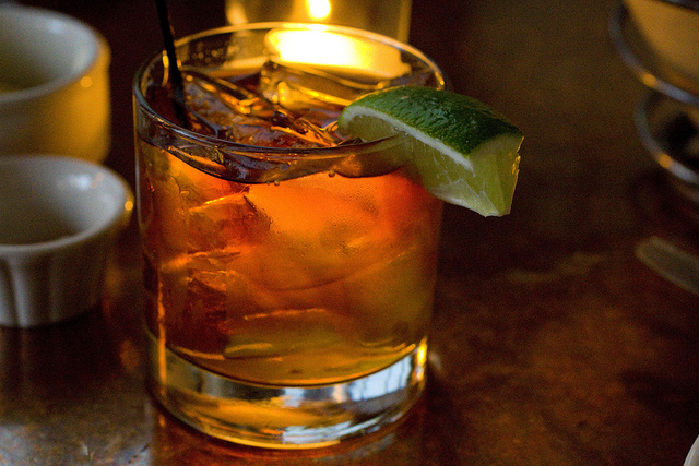 Classic Dark And Stormy Recipes — Dishmaps
