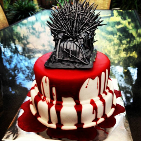 Amazing Pop Culture Cakes We Need For Our Next Birthday