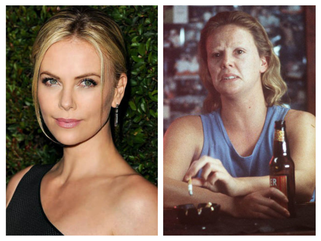 Celebrity Transformations Inspired For Movie Roles ...