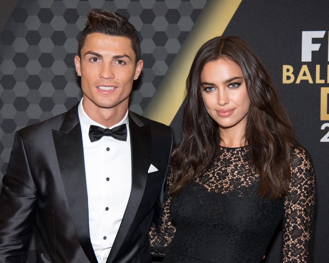 Irina Shayk and cristiano ronaldo news