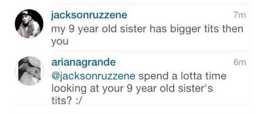 Ariana Grande just had THE best comeback for this online hater
