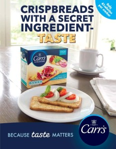 Crispbread -Secret Ingredient Image1