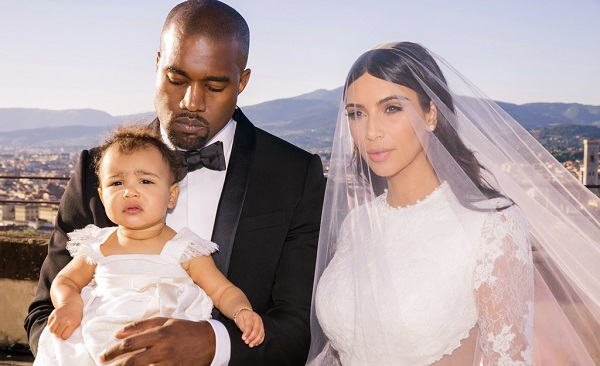Kim Kardashian Pays Tribute To Kanye With 'love Story