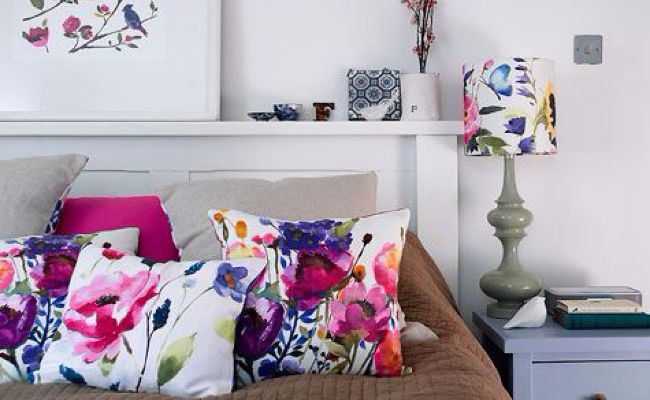 Liven Up Your Bedroom With These Spring Decorating Ideas