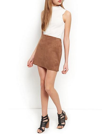 Shop the trend: Suede skirts we're lusting after | SHEmazing!