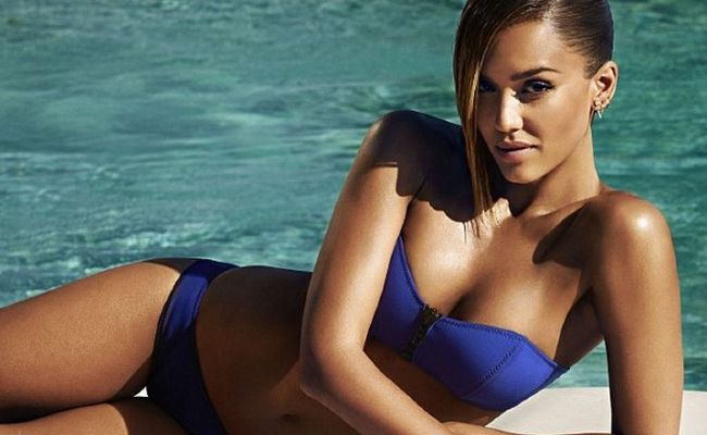 176f4de22 Want a body like Jessica? She's revealed exactly how it's done ...