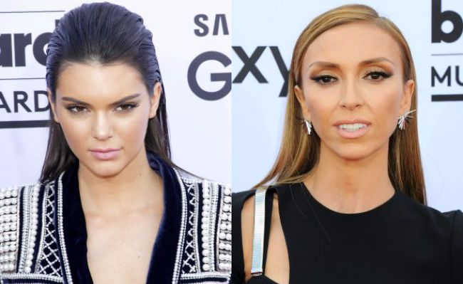 69822d0f Super awks for Giuliana Rancic and Kendall Jenner