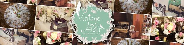Vintage Affair Editorial header