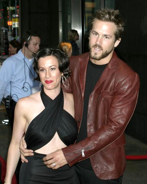 Ryan Reynolds and Alan...