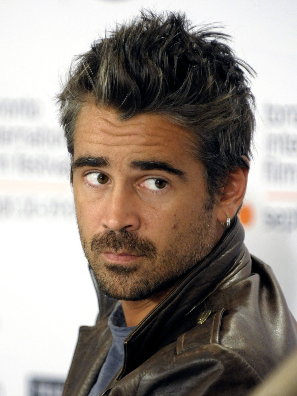 Hollywood S Former Bad Boy Colin Farrell Was Once Even