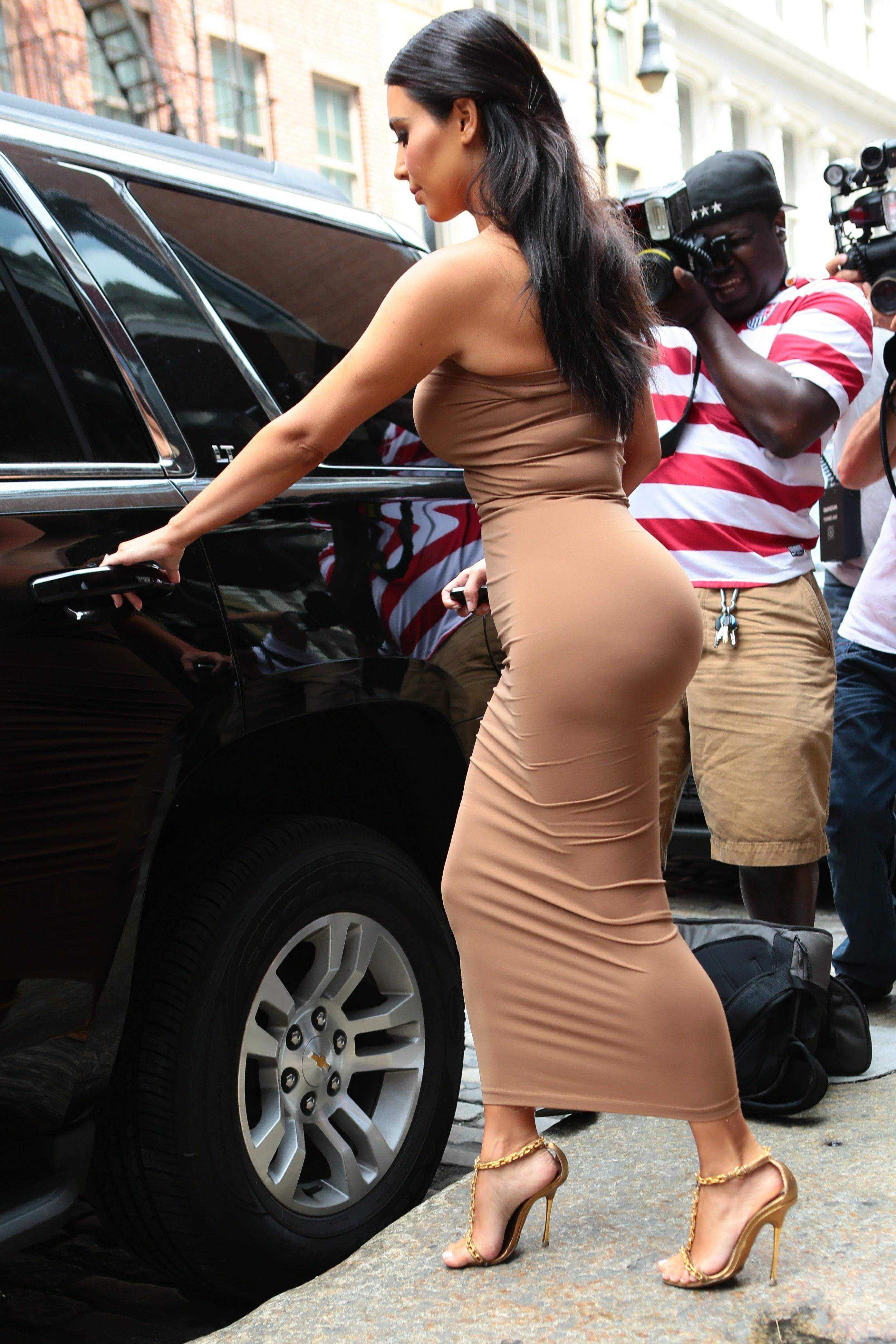 Pictures Of Kim Kardashian S Butt 64