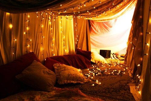 Build An Epic Blanket Fort