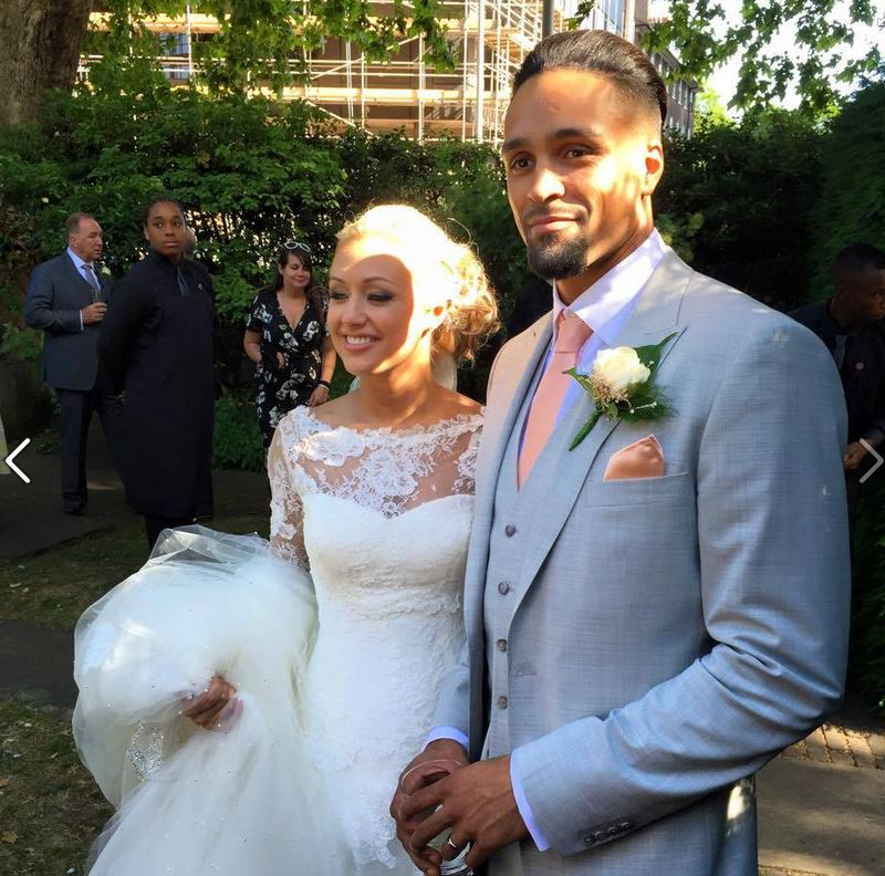Britain S Got Talent Star Married His Girlfriend Of 6 Years Shemazing