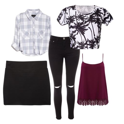 Outfits put together for you