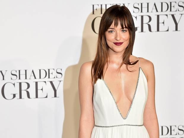 Who Is Dakota Johnson Dating Fifty Shades Of Grey Actress Denies ...