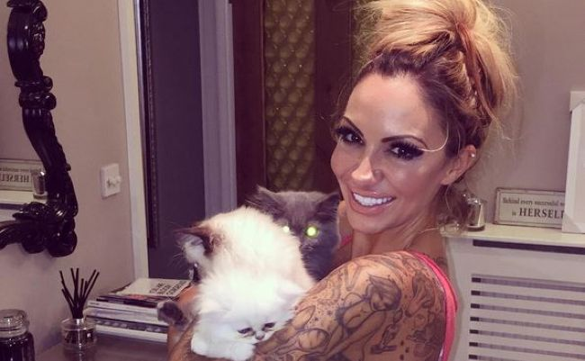 Just Married Jodie Marsh Has Tied The Knot In Secret Ceremony