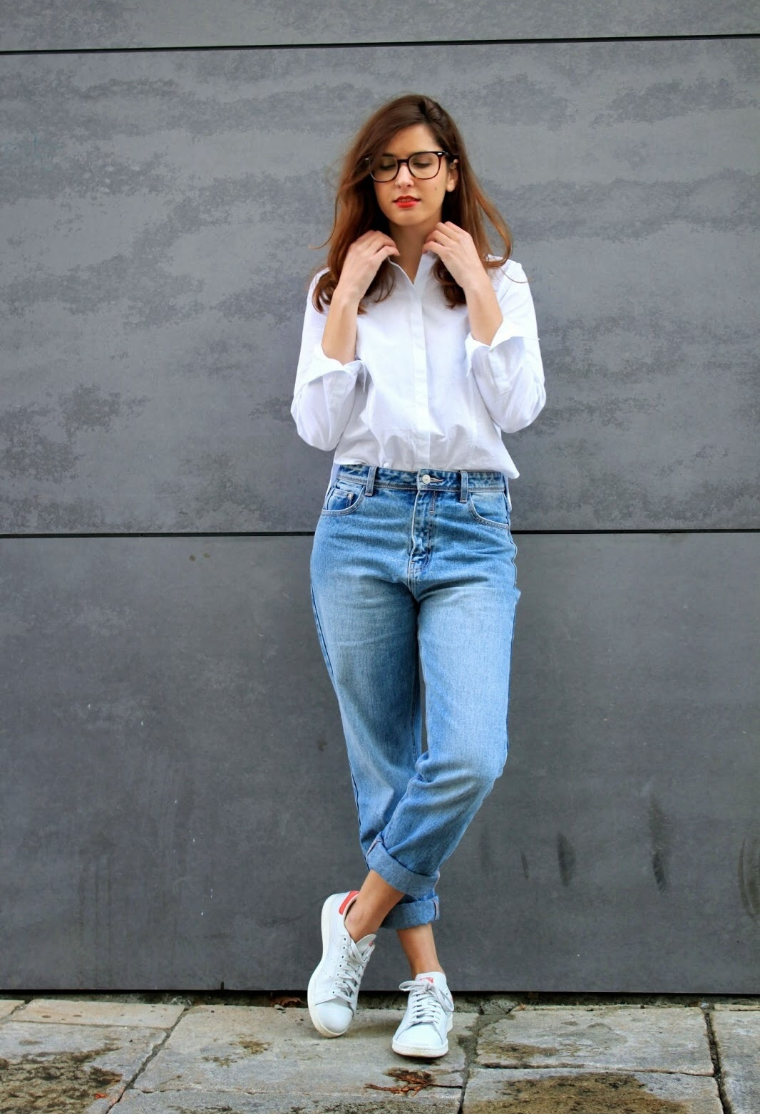 High Waisted Jeans Shemazing
