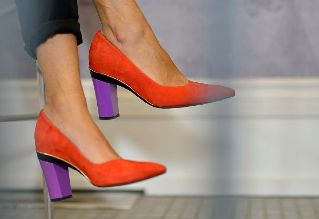 No more sore feet! The world&39s most comfortable heels are here