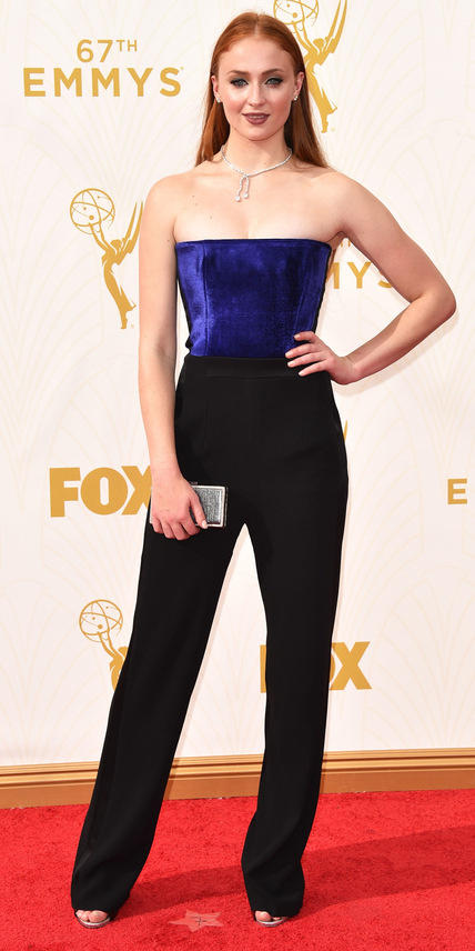 Style Watch: the 10 best dressed from last night's Emmy ...