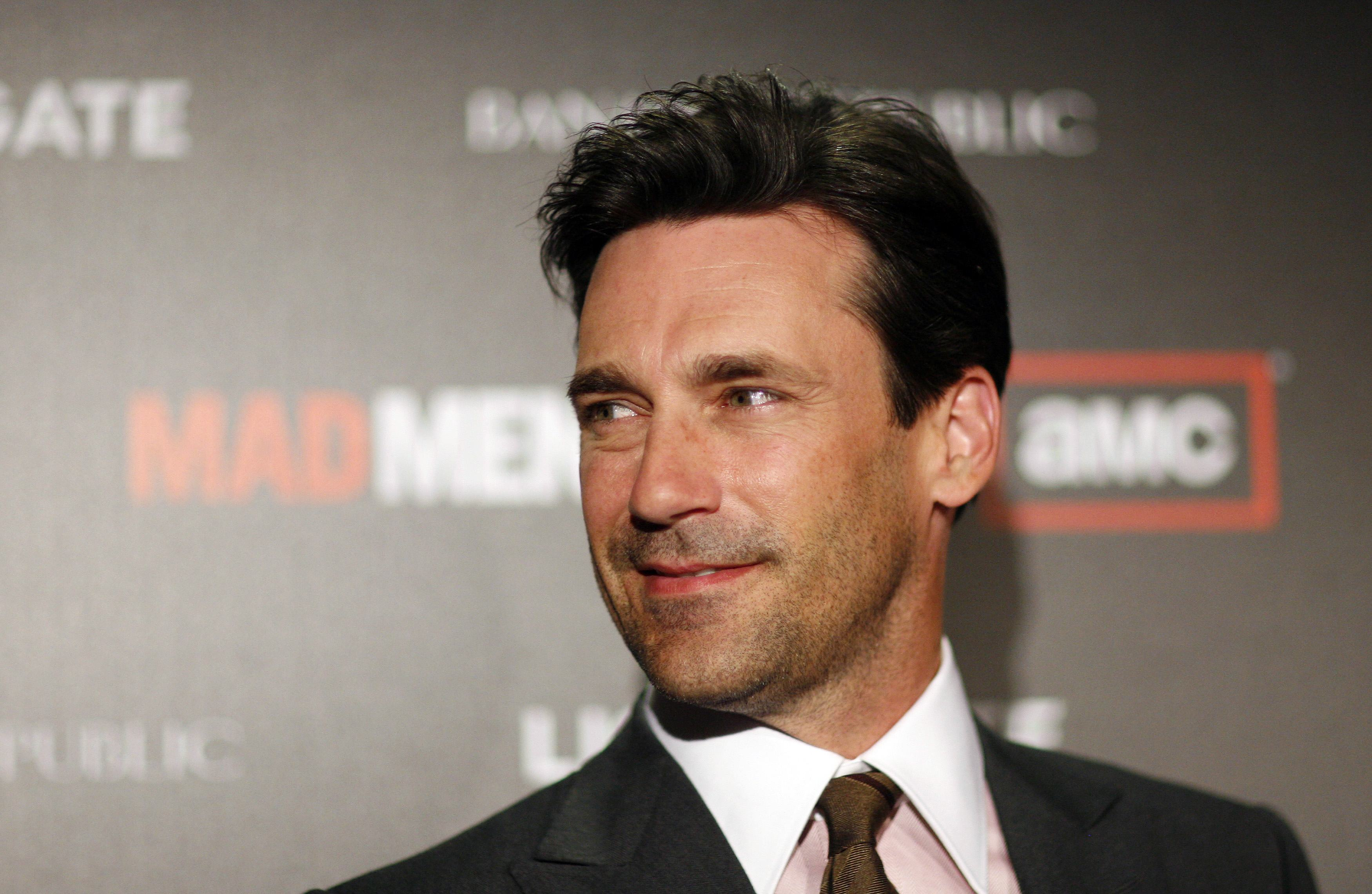 jon hamm young