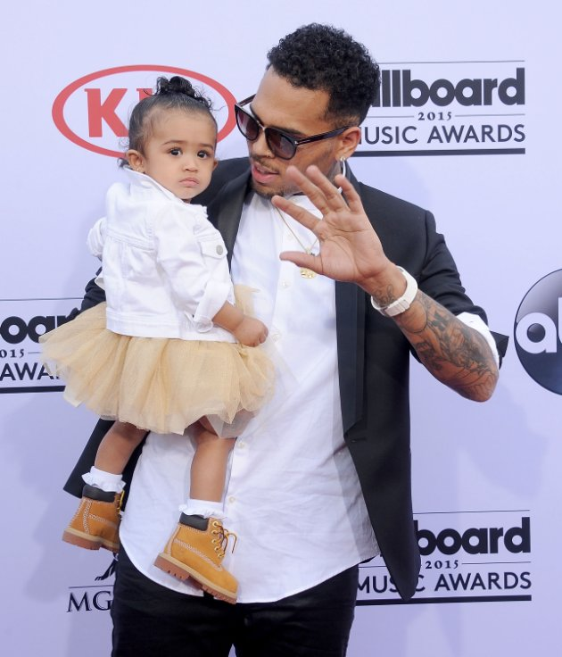 Chris Brown wins nasty custody battle of his daughter