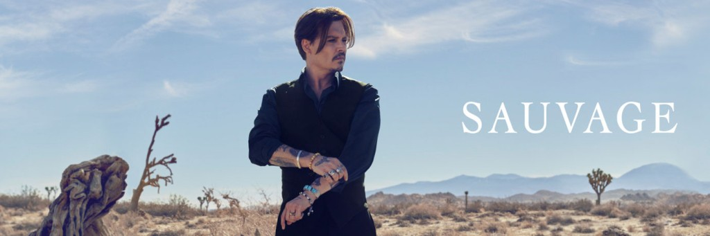 Mais oui: Johnny Deep looks VERY hot in his new Dior ... Johnny Depp Cologne